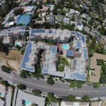 Woodcliff Apartment Complex in Los Angeles